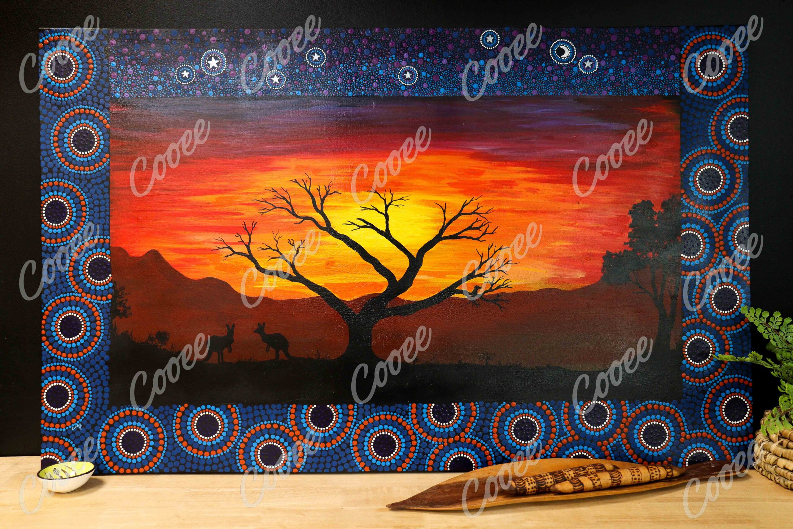 Cooee-Cafe-Original-Indigenous-Painting29
