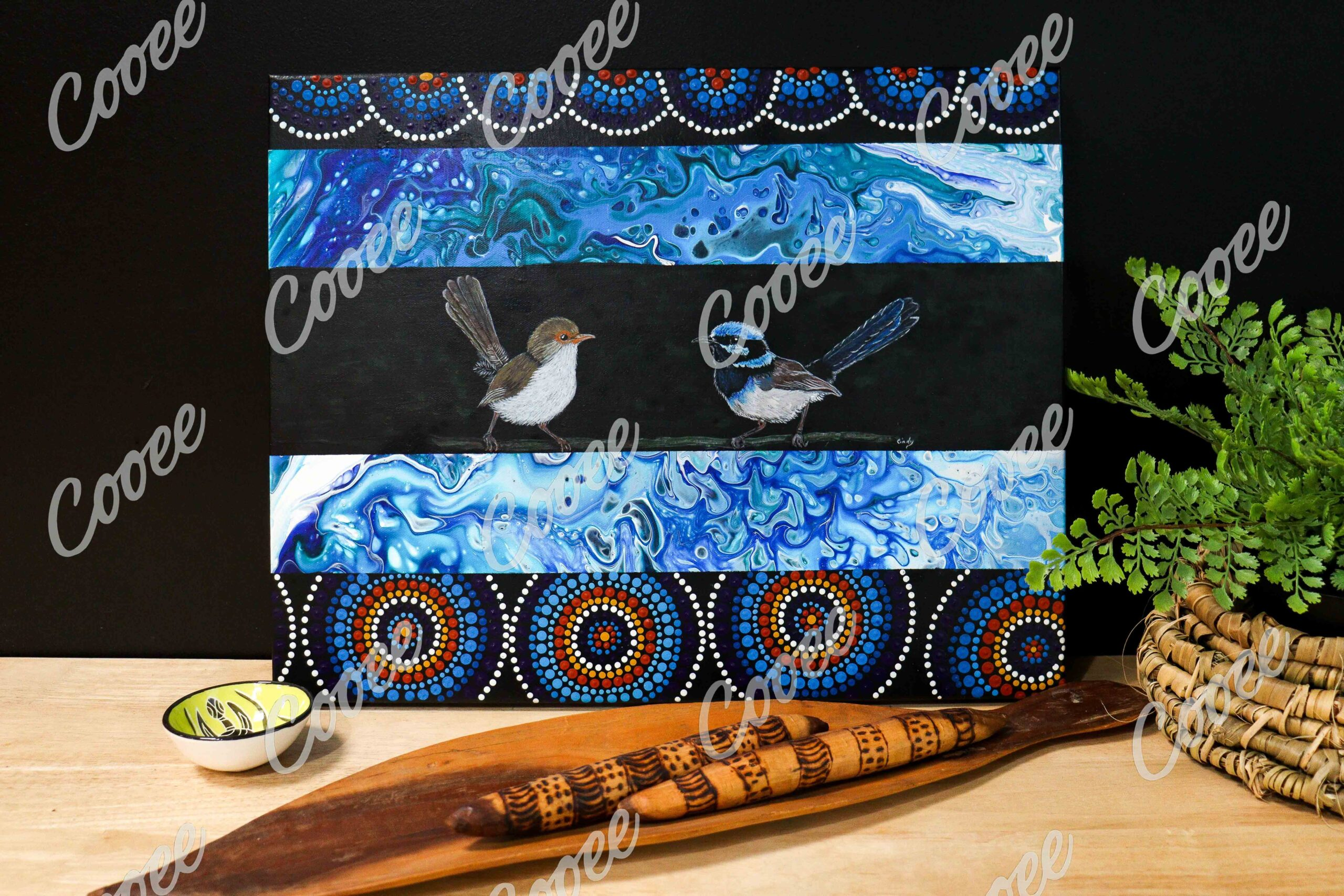 Cooee-Cafe-Original-Indigenous-Painting7
