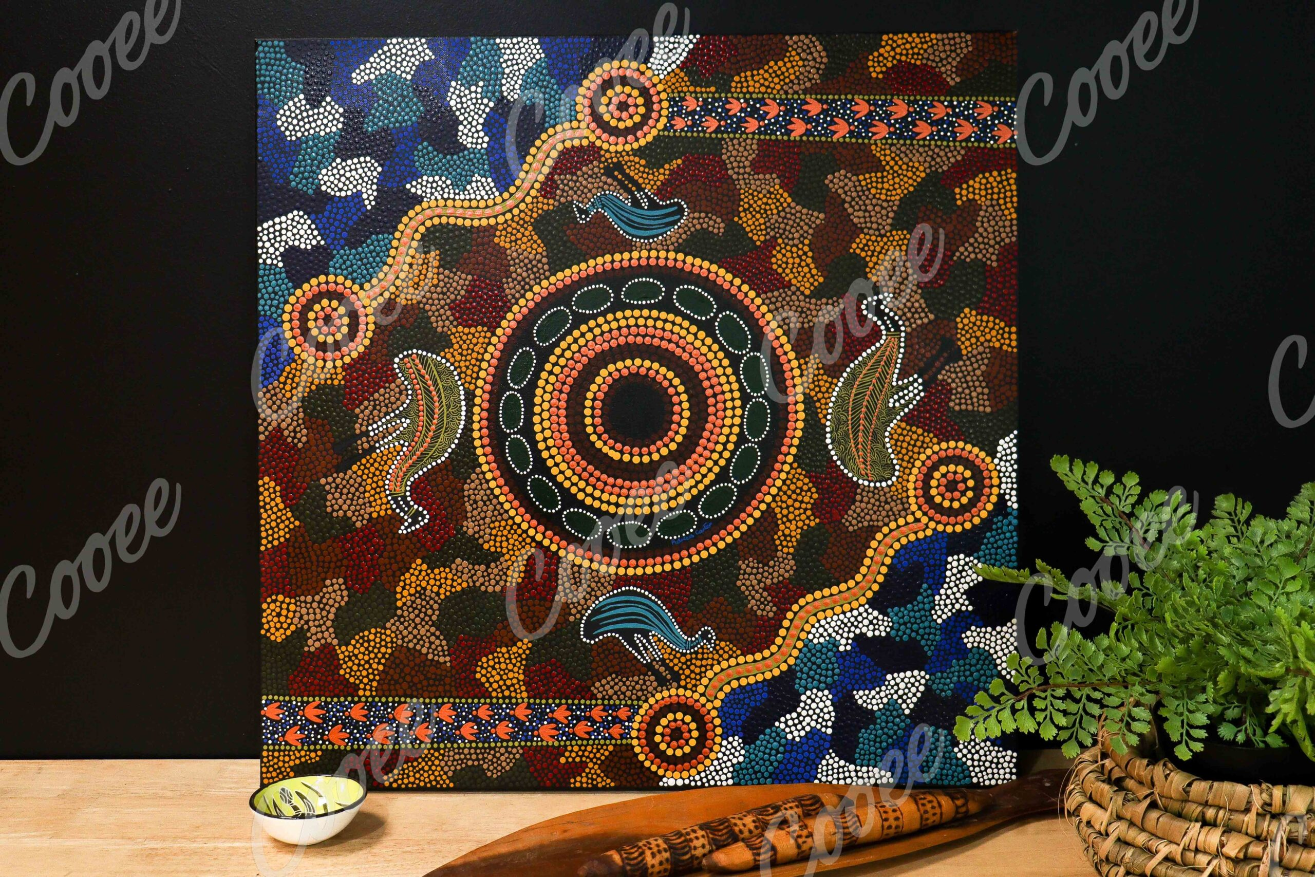 Cooee-Cafe-Original-Indigenous-Painting1