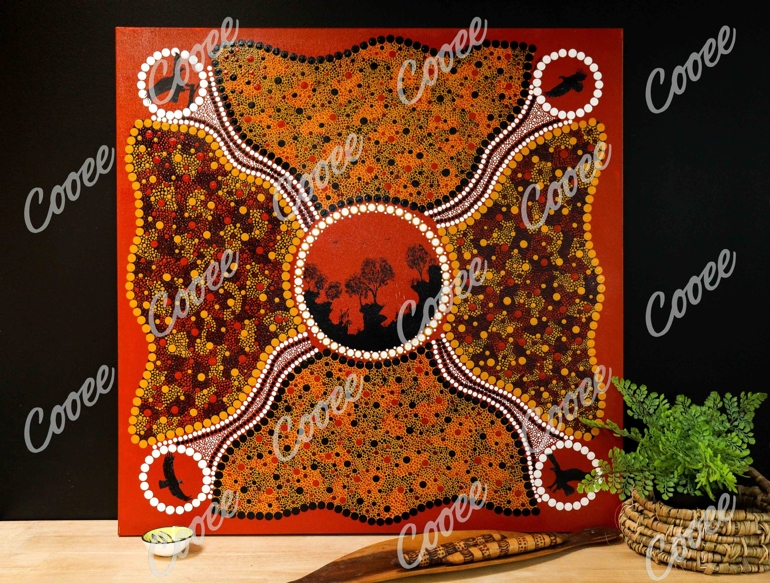 Cooee-Cafe-Original-Indigenous-Painting13