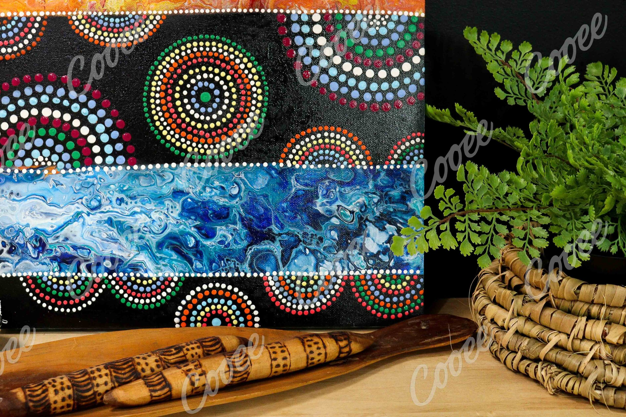 Cooee-Cafe-Original-Indigenous-Painting27