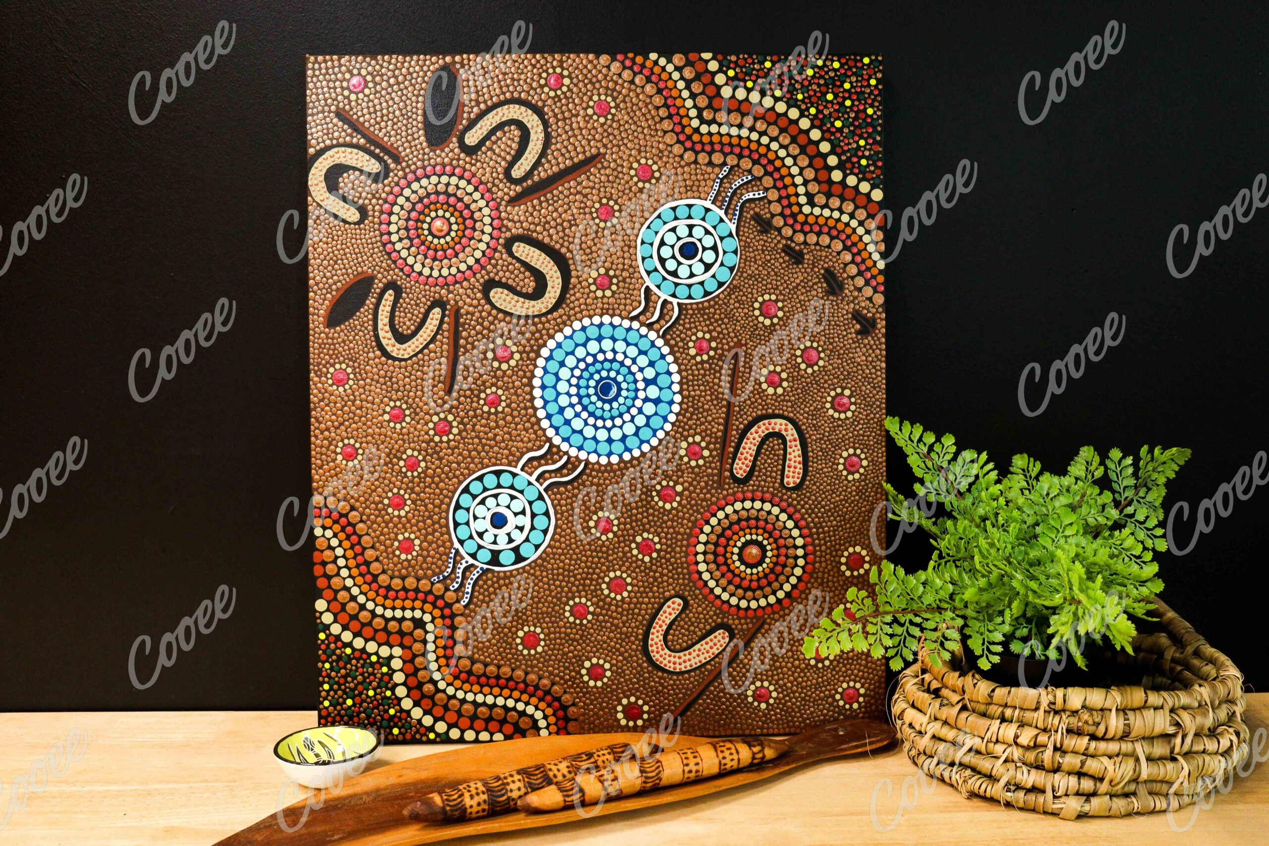 Cooee-Cafe-Original-Indigenous-Painting32
