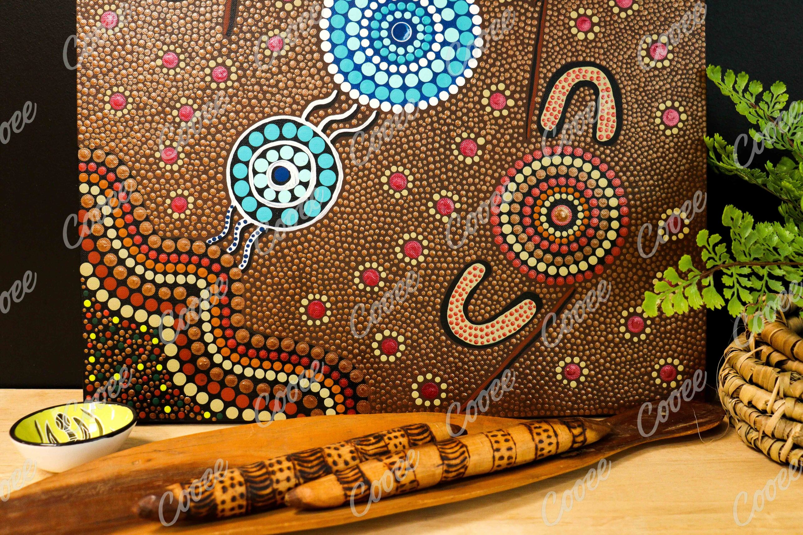 Cooee-Cafe-Original-Indigenous-Painting33