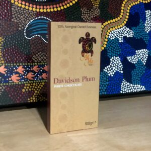Davidson Plumb White Chocolate Bar